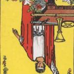 Major Arcana Reversed - The magician reversed