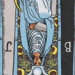 Major Arcana Reversed - The High Priestess Reversed