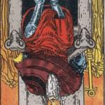 Major Arcana Reversed - The Emperor reversed