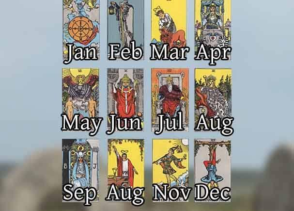 tarot year