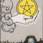Ace of Pentacles Thumbnail