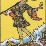 Tarot card - The Fool