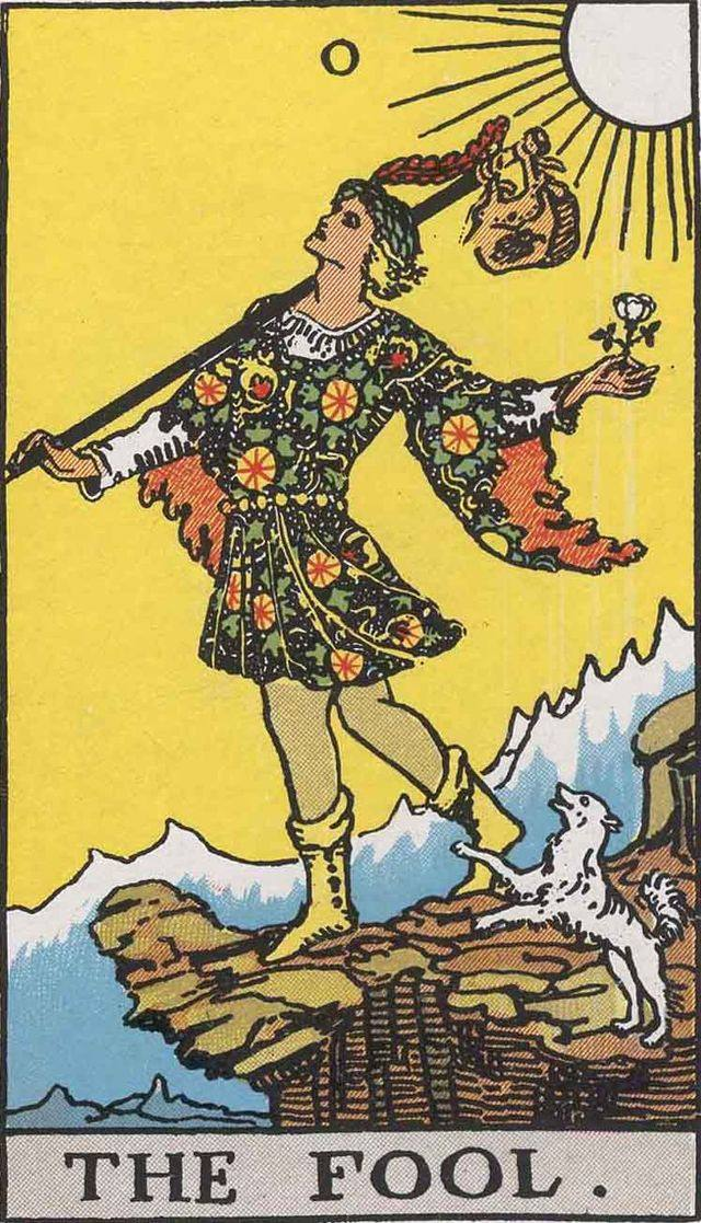 The Fool Tarot Card Meanings - All Explained HERE!