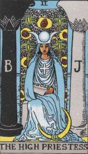 Learn Tarot with The High Priestess