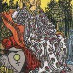 Tarot card - The Empress