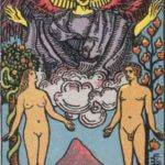 Tarot card - The Lovers