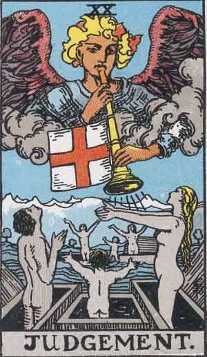 Judgement Tarot