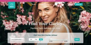 Keen Psychics screenshot