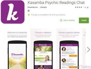 Kasamba app screenshot