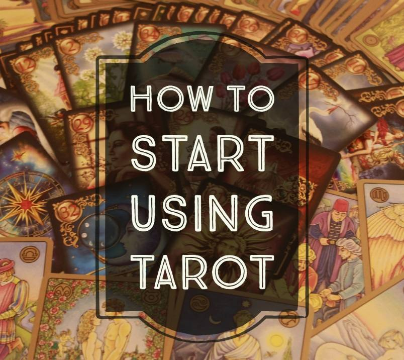 how to start tarot reading